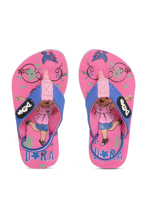 25dfa69ea8d5 Girls Flip Flops- Buy Flip Flops for Girls online in India