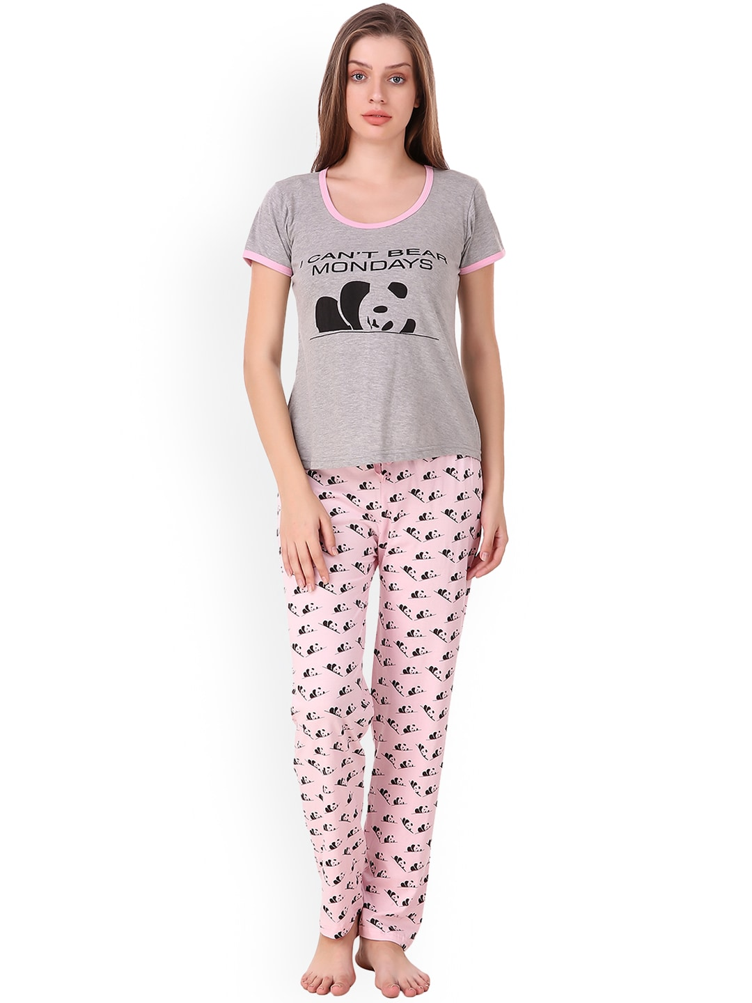 e3d2cf3950c3 Women Loungewear   Nightwear - Buy Women Nightwear   Loungewear online -  Myntra