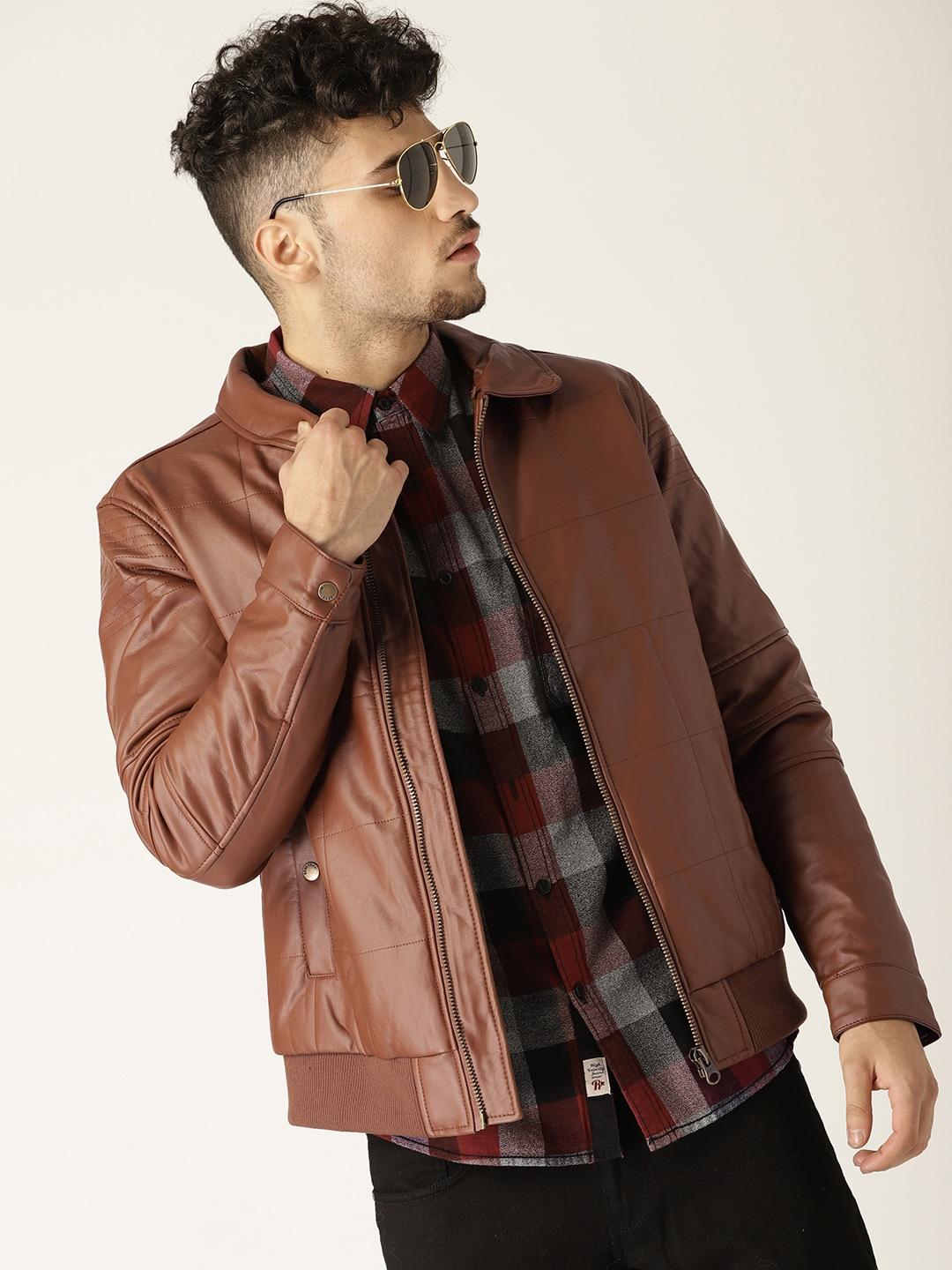Jackets Buy Leather Jackets Denim Jackets For Men Women Myntra