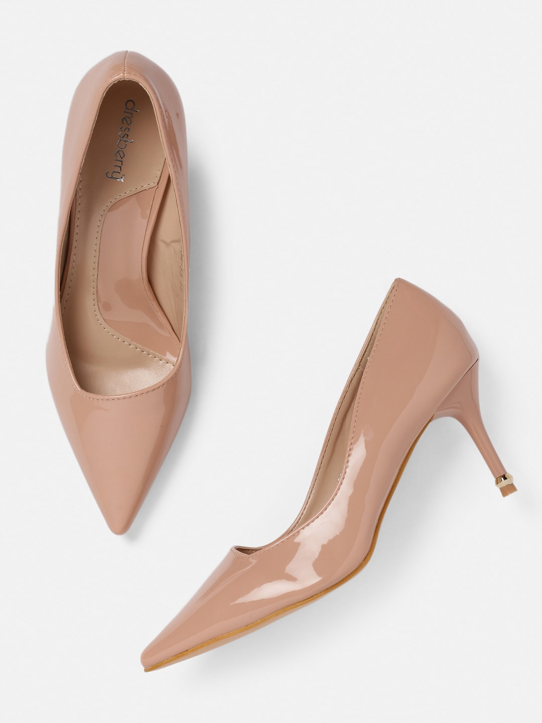 7e5a4ce9a02f Dressberry 2 Inches Heels - Buy Dressberry 2 Inches Heels online in India