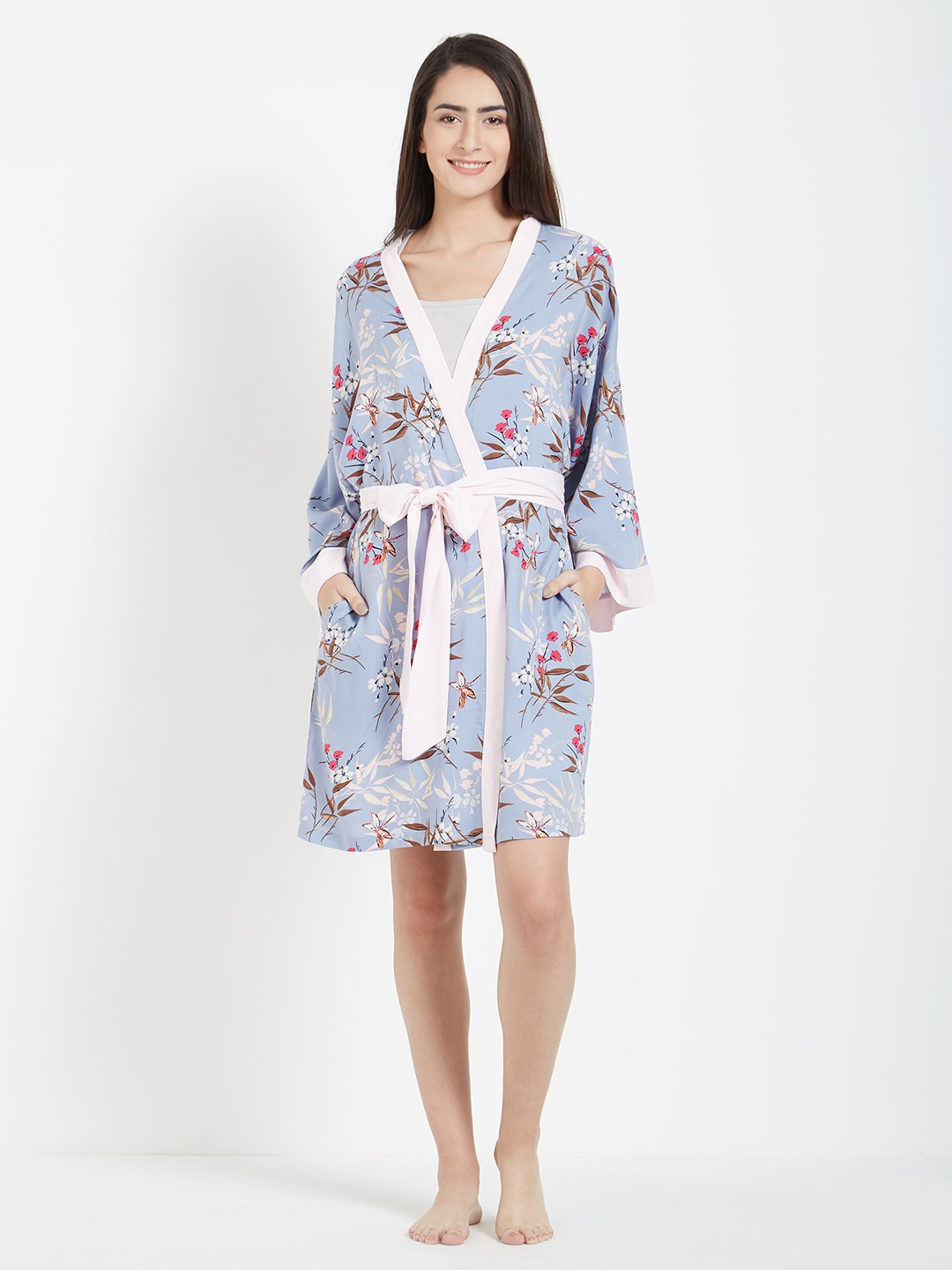 Women Nightwear Robe - Buy Women Nightwear Robe online in India 6c972ca4f
