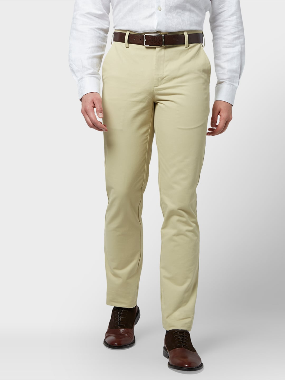 a3530eec310 Wrinkle Free Trousers - Buy Wrinkle Free Trousers online in India