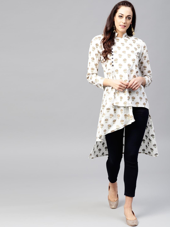 dc181f0e2762b4 Tunics for Women - Buy Tunic Tops For Women Online in India