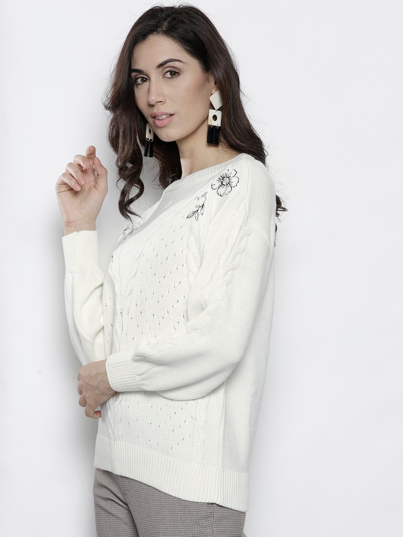 Sweaters for Women - Buy Womens Sweaters Online - Myntra ac5fd4fb2