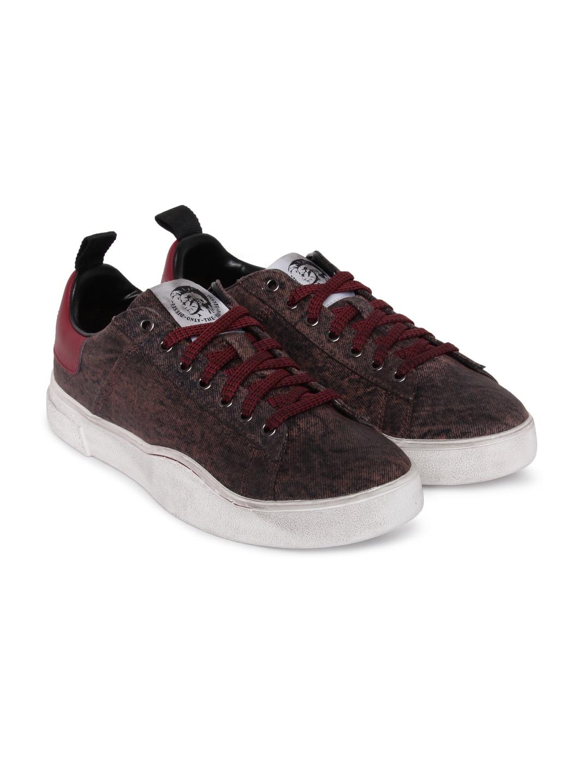 ff519d1b7463 Diesel Shoes Men - Buy Diesel Shoes Men online in India