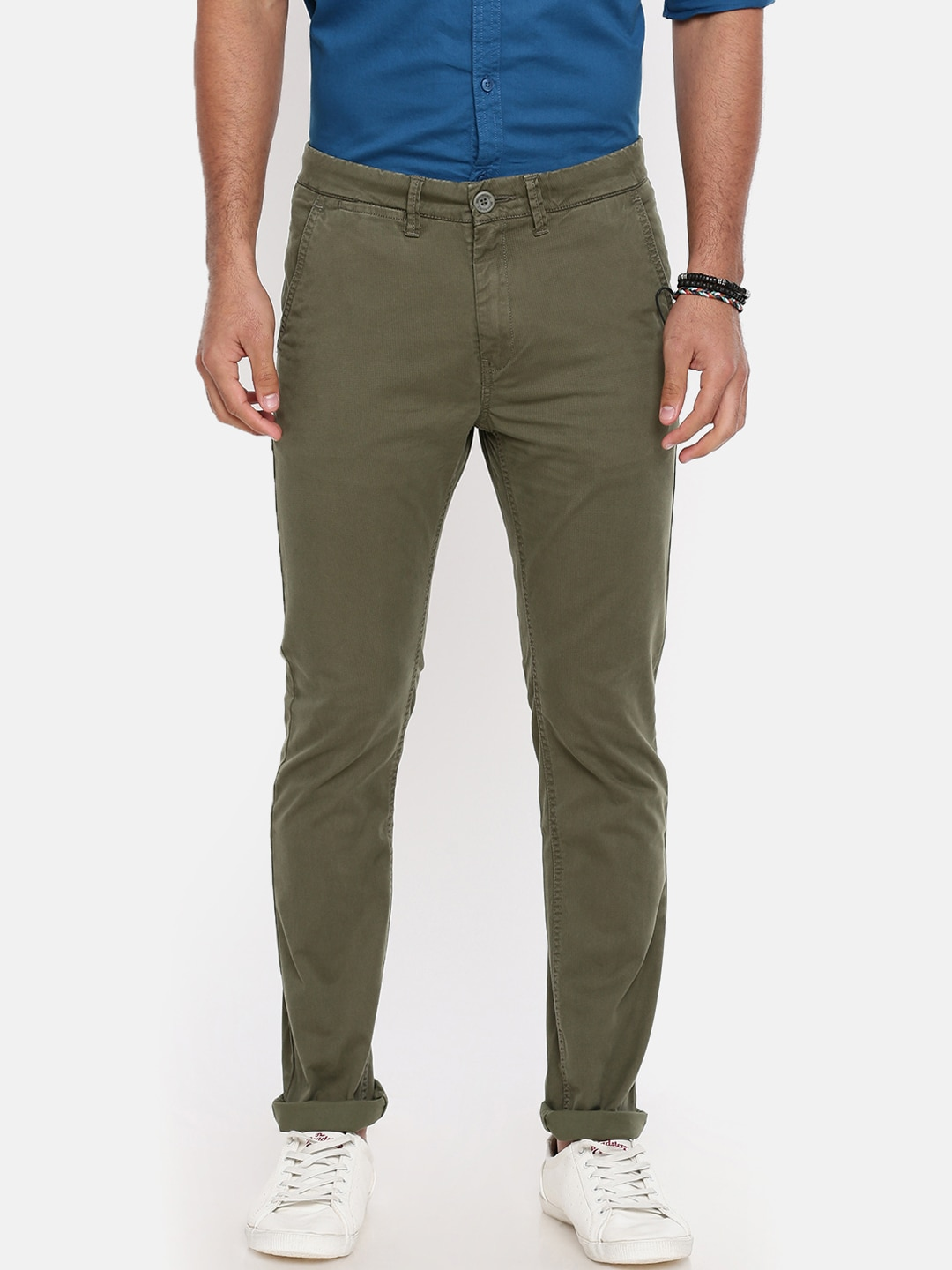 51000141fe9ea Trousers India | Buy Fashion Trousers for Men, Women Online in India