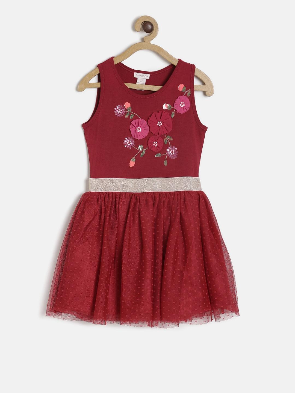 fc8520ddc0b Girls Dresses - Buy Frocks   Gowns for Girls Online