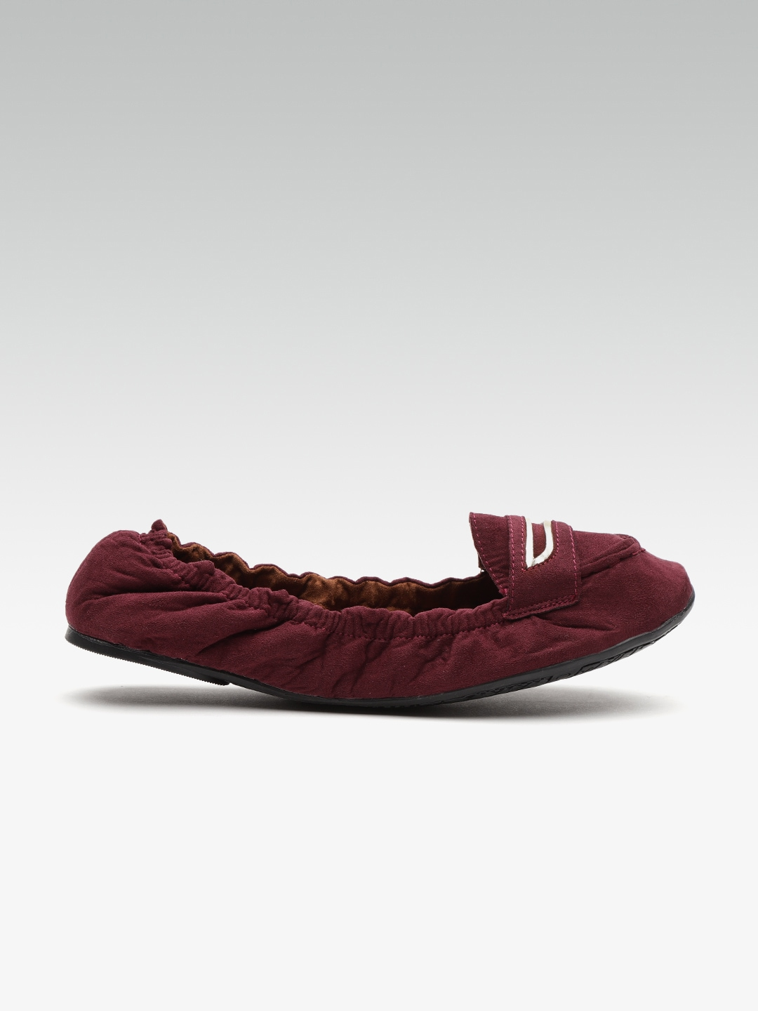 08738c9c74f Women Burgundy Shoes - Buy Women Burgundy Shoes online in India