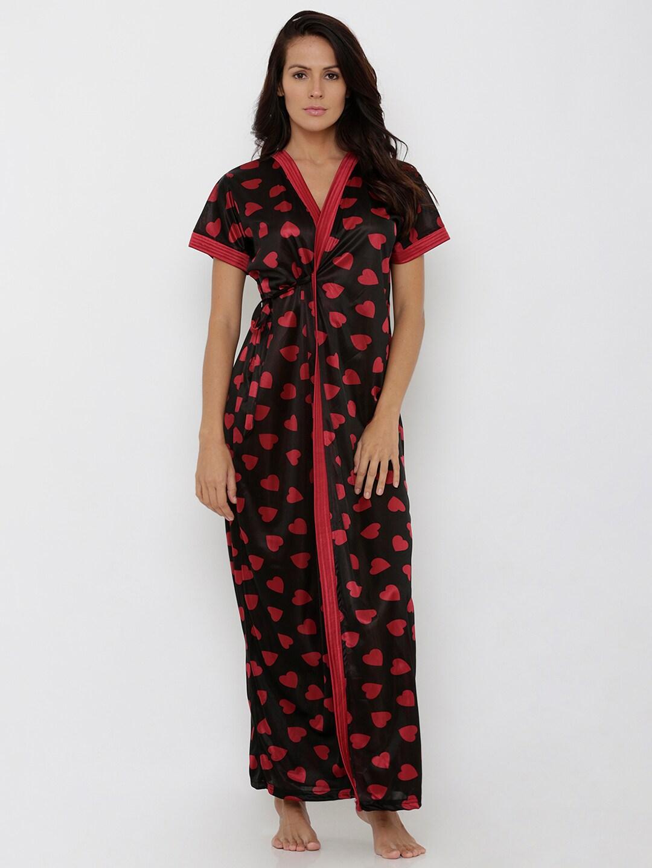 Women Nightwear Robe - Buy Women Nightwear Robe online in India a5e4e21642e3