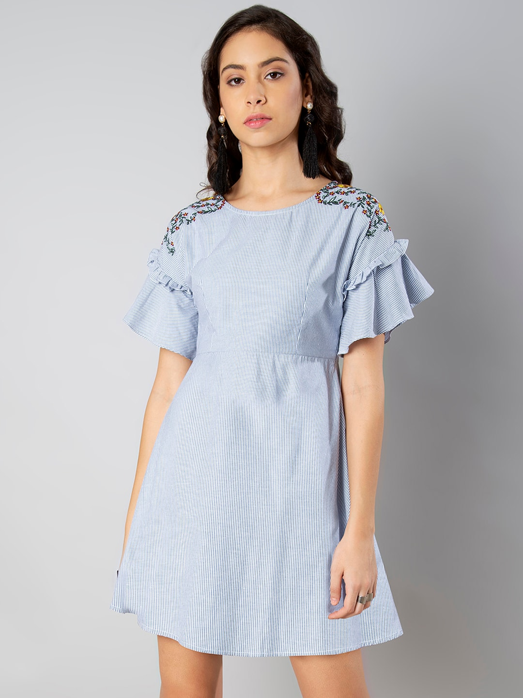 6e24ed5a19d Faballey Dresses Jumpsuit - Buy Faballey Dresses Jumpsuit online in India