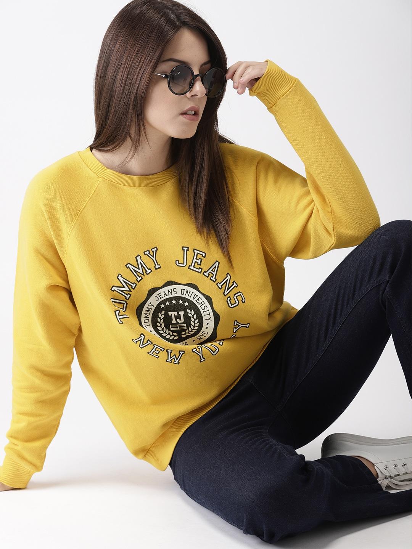 4888e20ecd Tommy Hilfiger Casual Sweatshirts - Buy Tommy Hilfiger Casual Sweatshirts  online in India