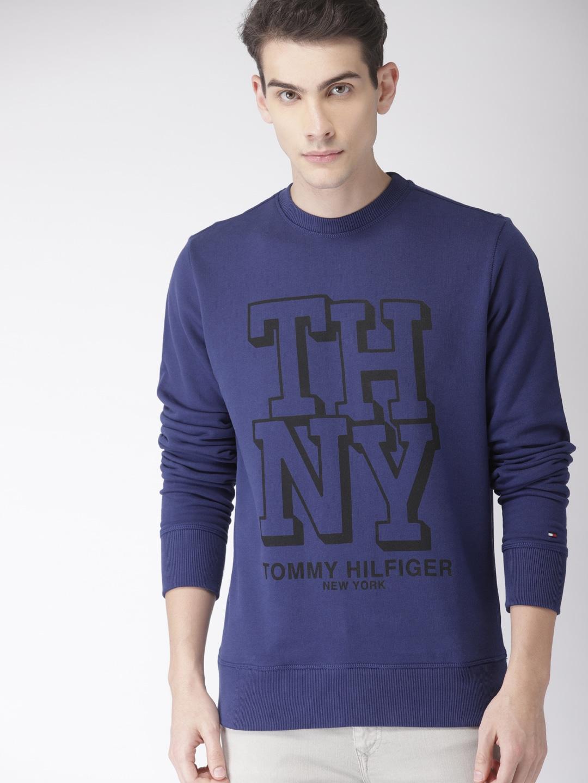 883a4d27ad8 Tommy Hilfiger Sweatshirts - Buy Tommy Hilfiger Sweatshirts online in India