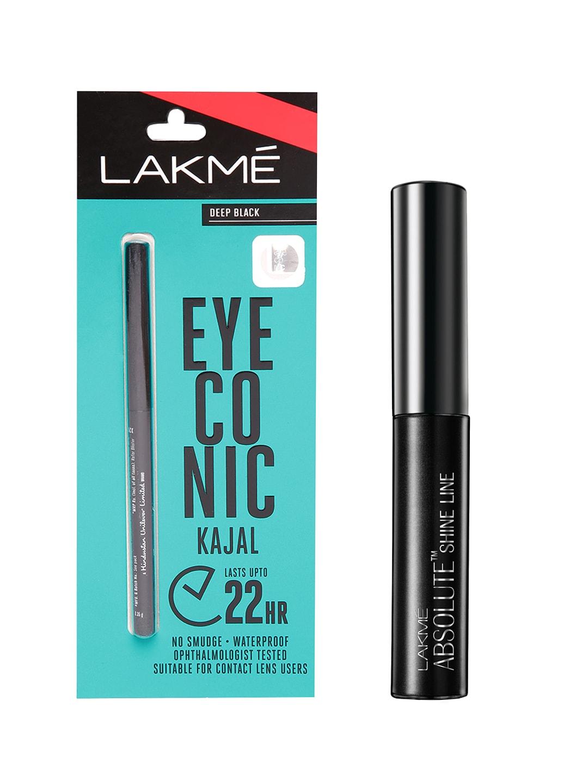 e358e44f1bc Lakme Kajal Eyeliner - Buy Lakme Kajal Eyeliner online in India