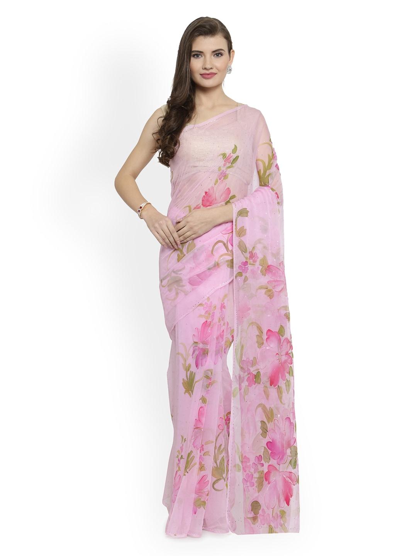 6cb47d6e80c57 Chiffon Saree - Buy Elegant Chiffon Sarees online - Myntra