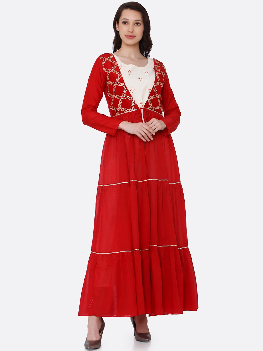 3505c91101ed Long Dresses - Buy Maxi Dresses for Women Online in India - Upto 70% OFF