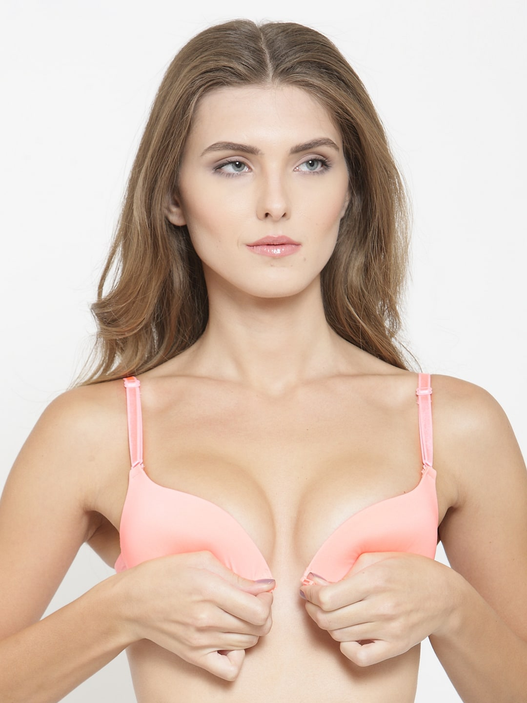 cb031c40893e1 Front Closure Bra Shapewear - Buy Front Closure Bra Shapewear online in  India
