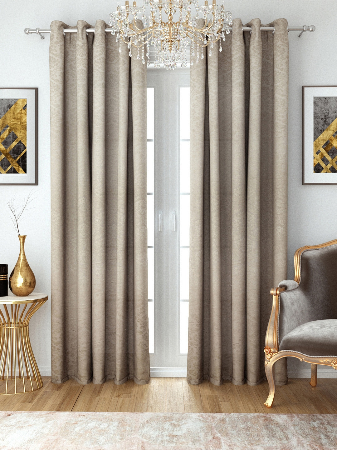 Curtains Sheers Buy Curtains Sheer Online In India Myntra