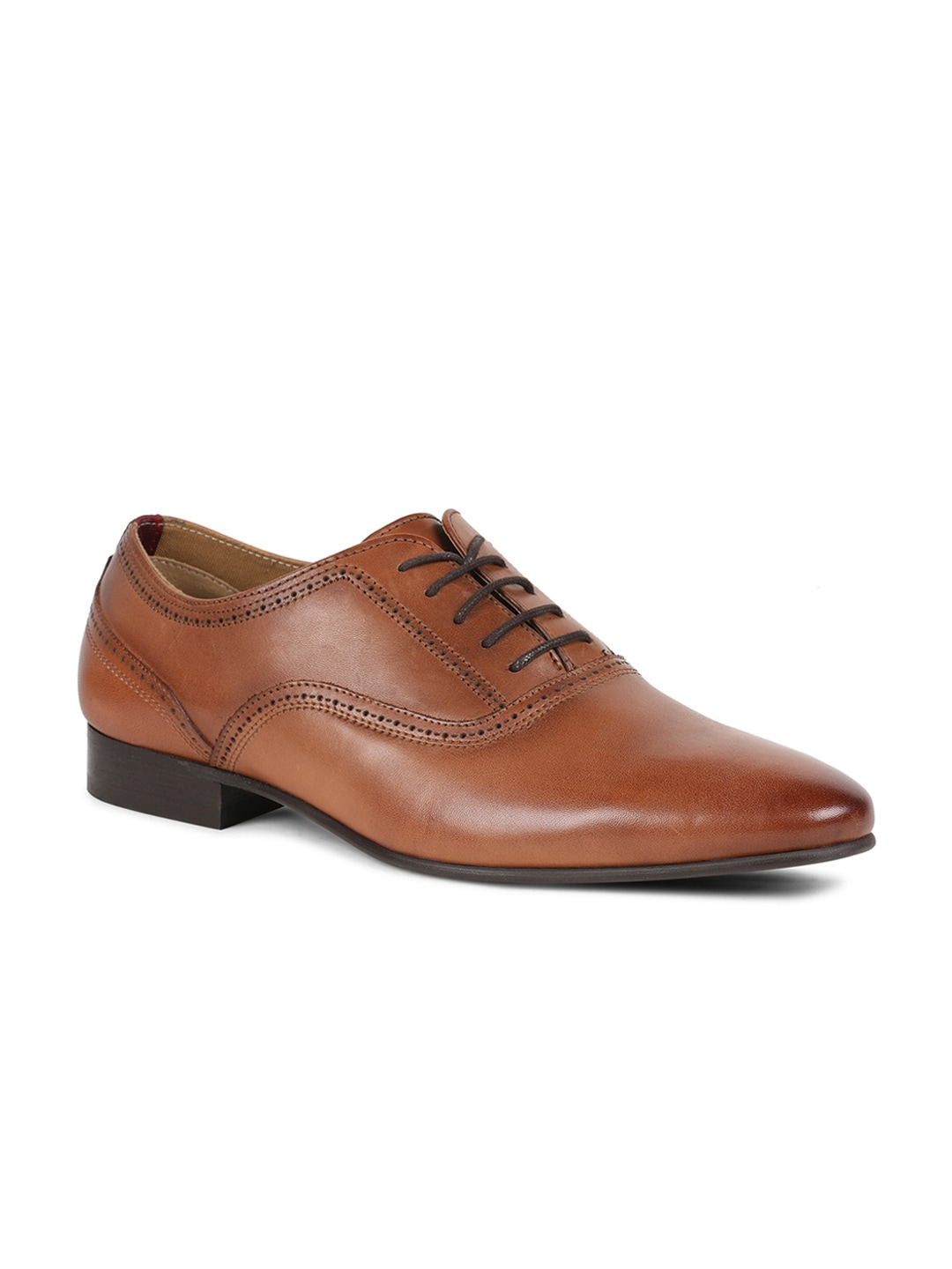 a61739b8b43a6c Brown Shoes - Buy Brown Shoes Online in India