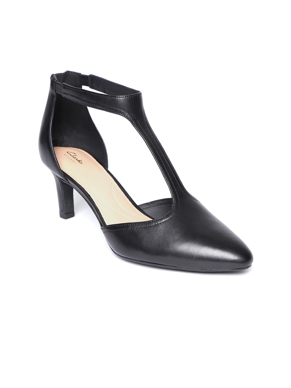 46ed78f2ac3 Black Heels - Buy Black Heels Online in India