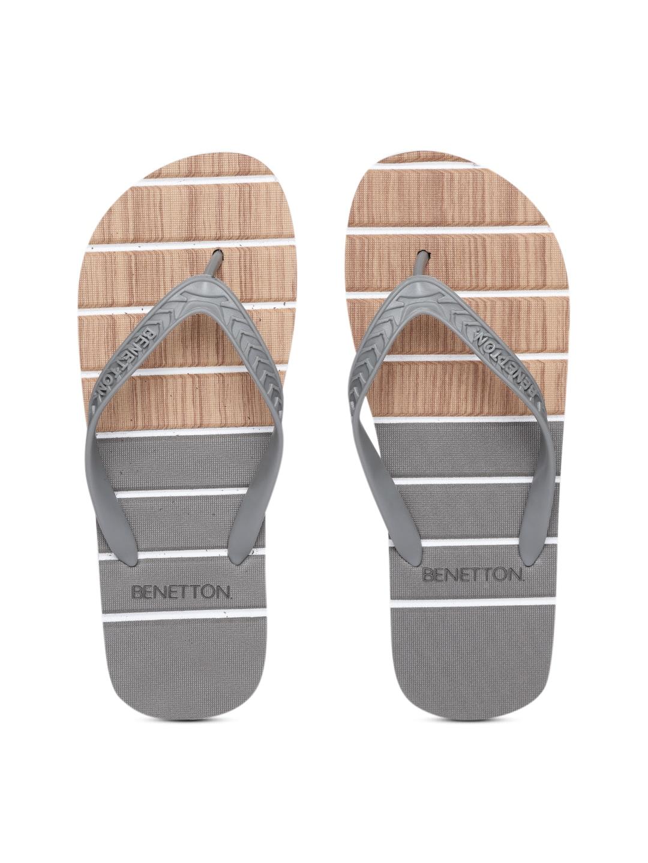 49103e736c1870 Brown Flip Flops - Buy Brown Flip Flops online in India