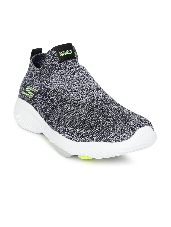 33fefc93a19f Skechers Men Grey Shoes - Buy Skechers Men Grey Shoes online in India