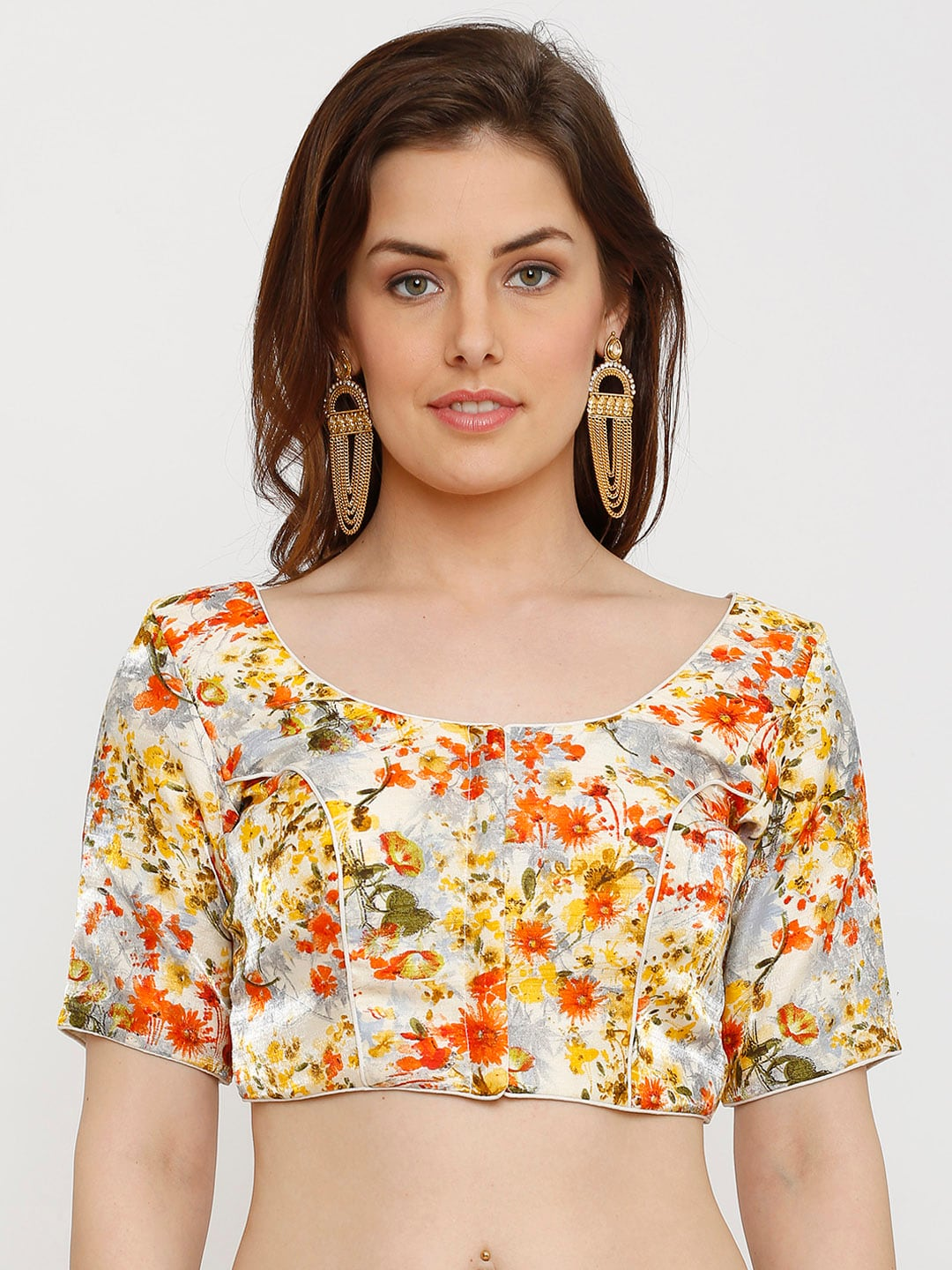 3427b0add45f6f Blouses - Shop for Designer Blouse Online in India