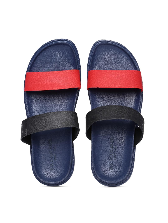 b52dc17d4b1 Us Polo Assn Flip Flops - Buy Us Polo Assn Flip Flops online in India