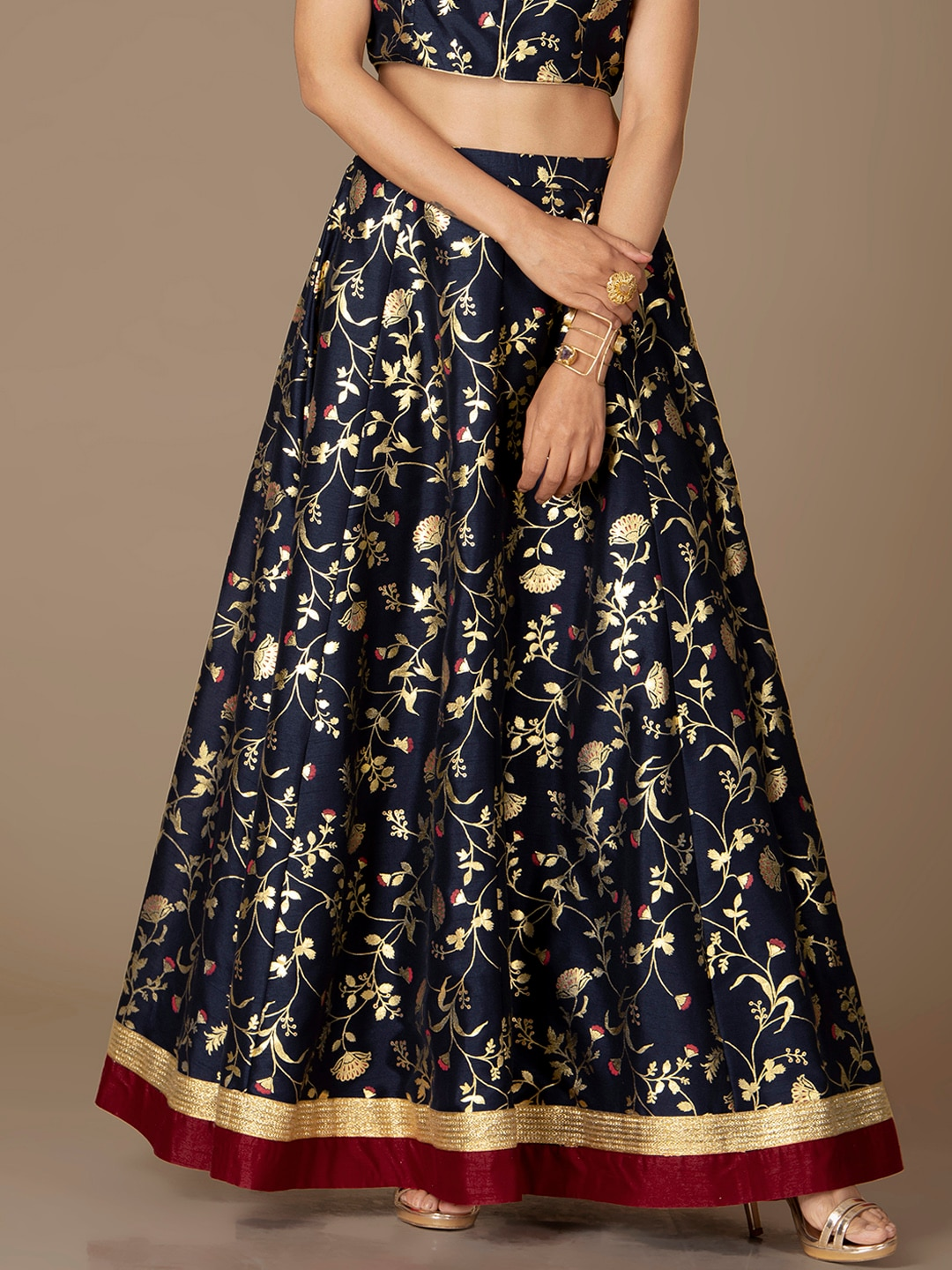 f1848f2145646 Silk Skirts - Buy Silk Skirts online in India