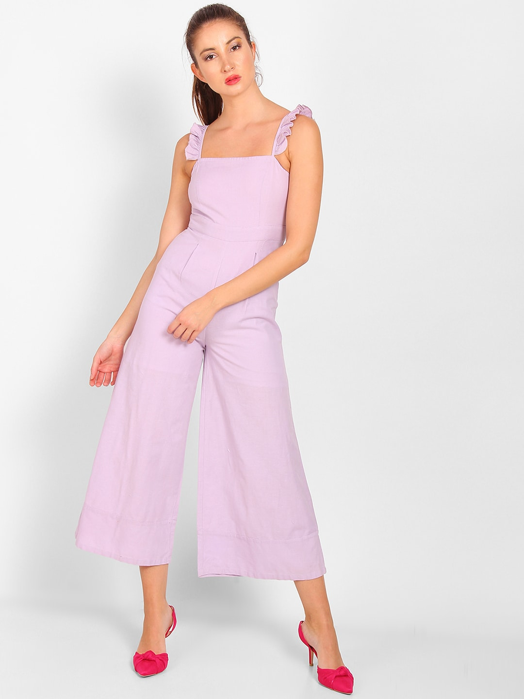 79da69e3f89 Linen Jumpsuit - Buy Linen Jumpsuit online in India
