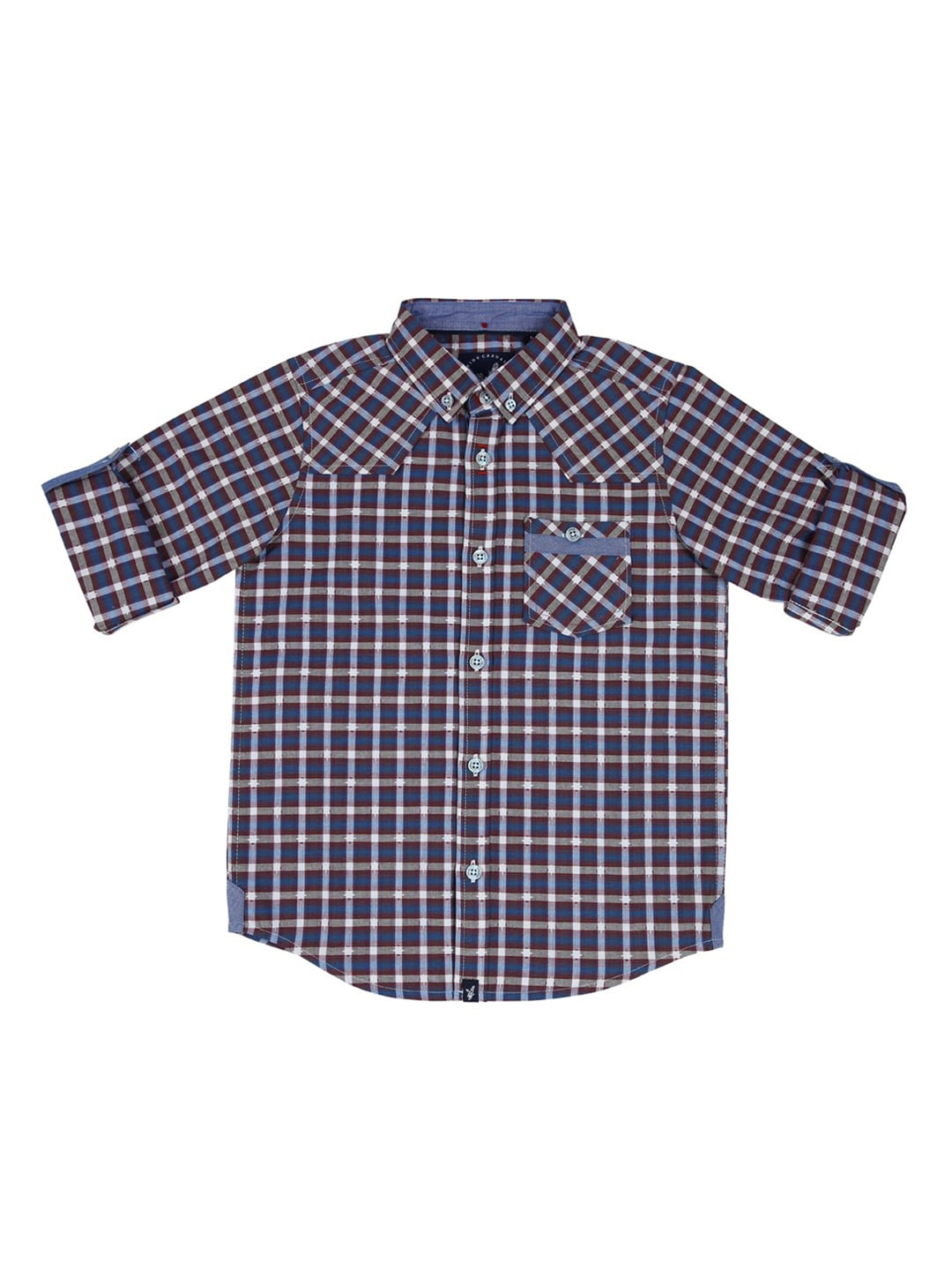 77aa7ab15 Kids Shirts- Buy Shirts for Kids online in India
