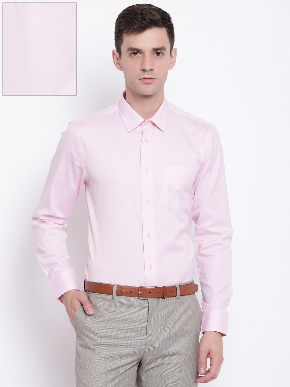 Pink Shirts Buy Pink Shirt Online At Best Price Myntra
