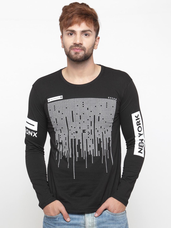 e54da4d4b2a Men T-shirts - Buy T-shirt for Men Online in India