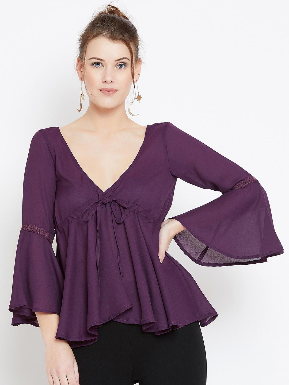 dbca185db9 Ladies Tops - Buy Tops   T-shirts for Women Online