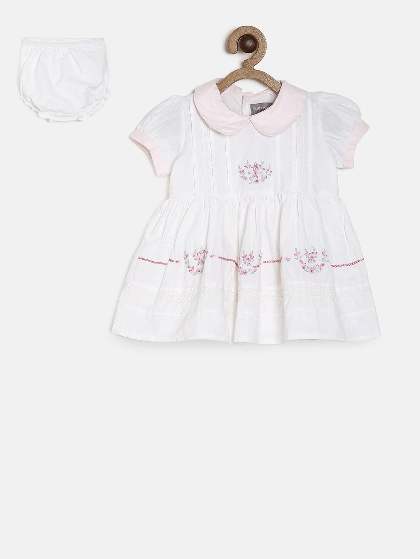 8b78e1aef0fb Baby Girl Dresses - Buy Dresses for Baby Girl Online