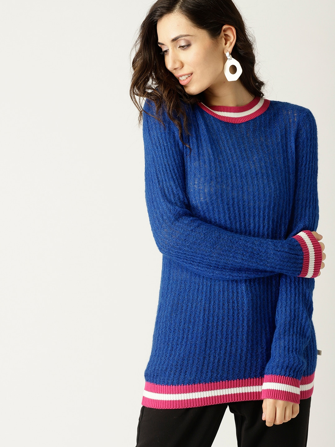 United Colors Of Benetton Sweaters - Buy United Colors Of Benetton Sweaters  Online in India d2f088788