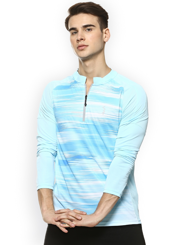 da8d328f2a Mandarin Collar Tshirts - Buy Mandarin Collar Tshirts online in India