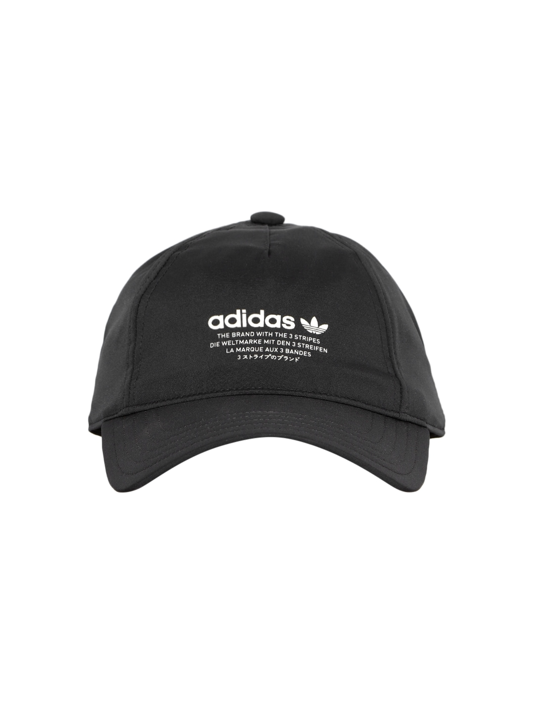Adidas Original Black Caps - Buy Adidas Original Black Caps online in India 1a6718660ee8