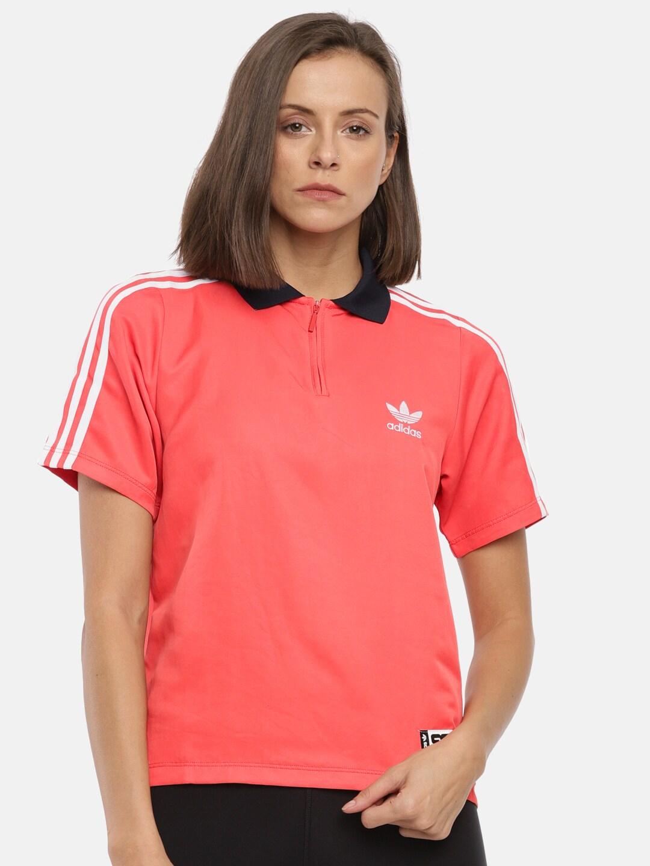 a8c4a7524 Tshirt Adidas Women - Buy Tshirt Adidas Women online in India