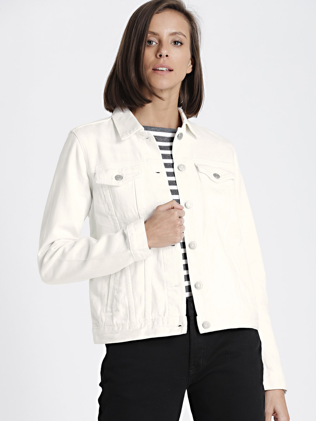 445f8a7022d Jackets for Women - Buy Casual Leather Jackets for Women Online