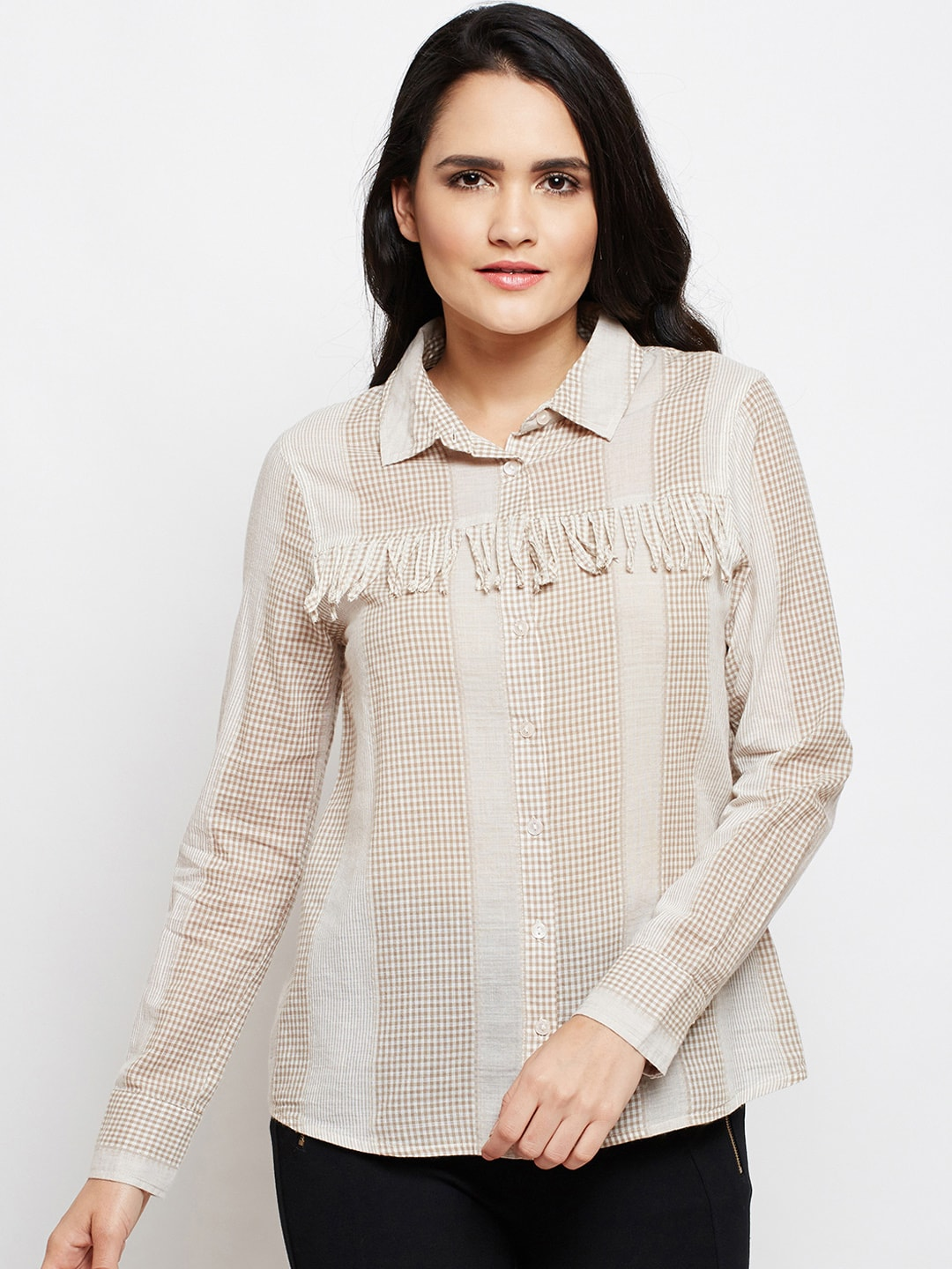 2019 year look- Shirt Casual for ladies