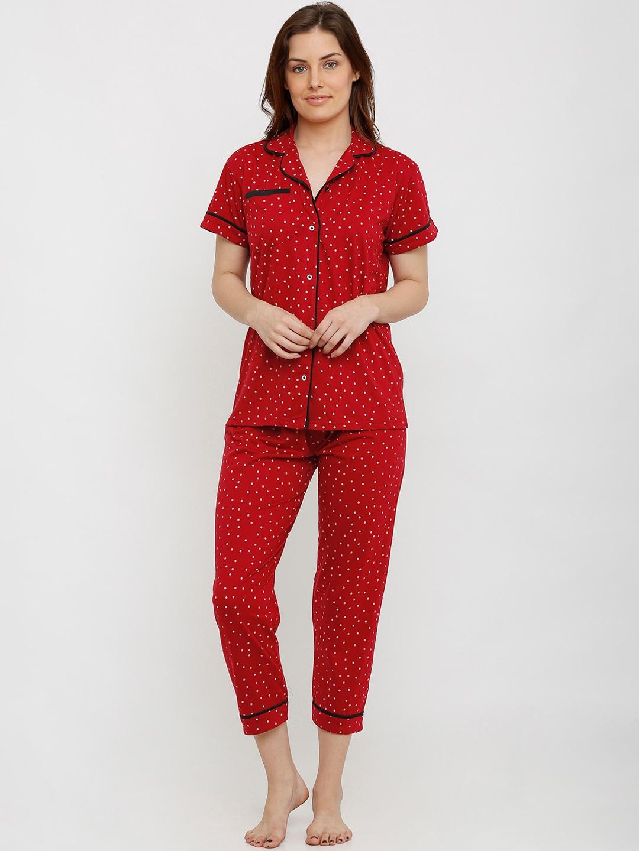 2f53c7b96182 Women Loungewear   Nightwear - Buy Women Nightwear   Loungewear online -  Myntra