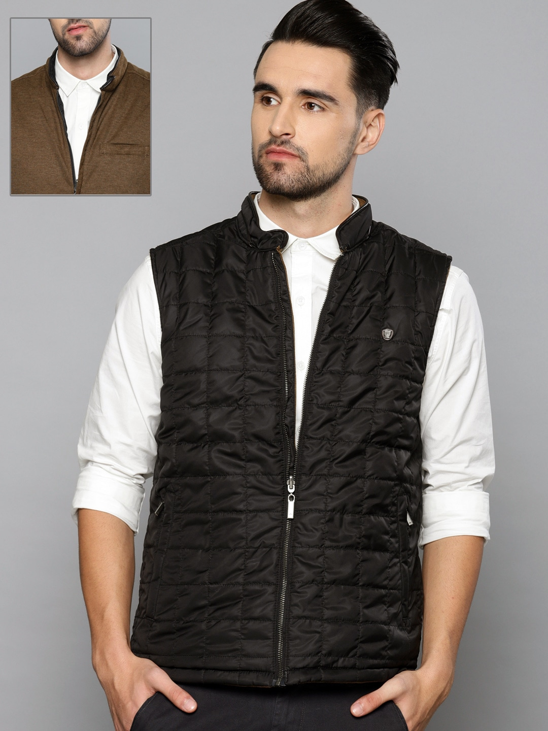 1813c115560f Louis Philippe Jackets - Buy Louis Philippe Jacket Online
