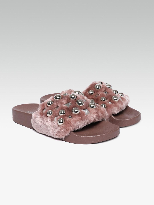 425c46ab91f Women Mauve Footwear - Buy Women Mauve Footwear online in India