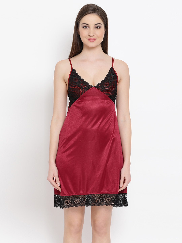06471969b76 Nightdress - Buy Nightdress Online in India