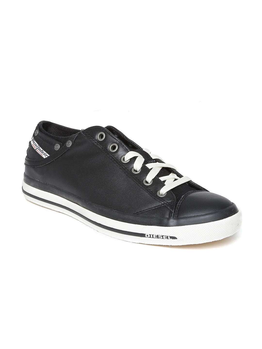 separation shoes 15905 51bf9 Black Shoes - Buy Black Shoes Online in India