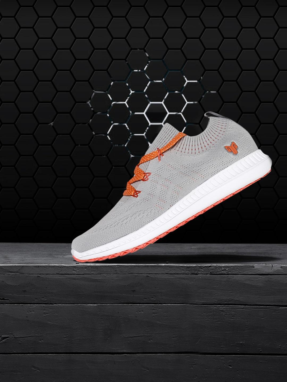2GO Women Grey Running Shoes