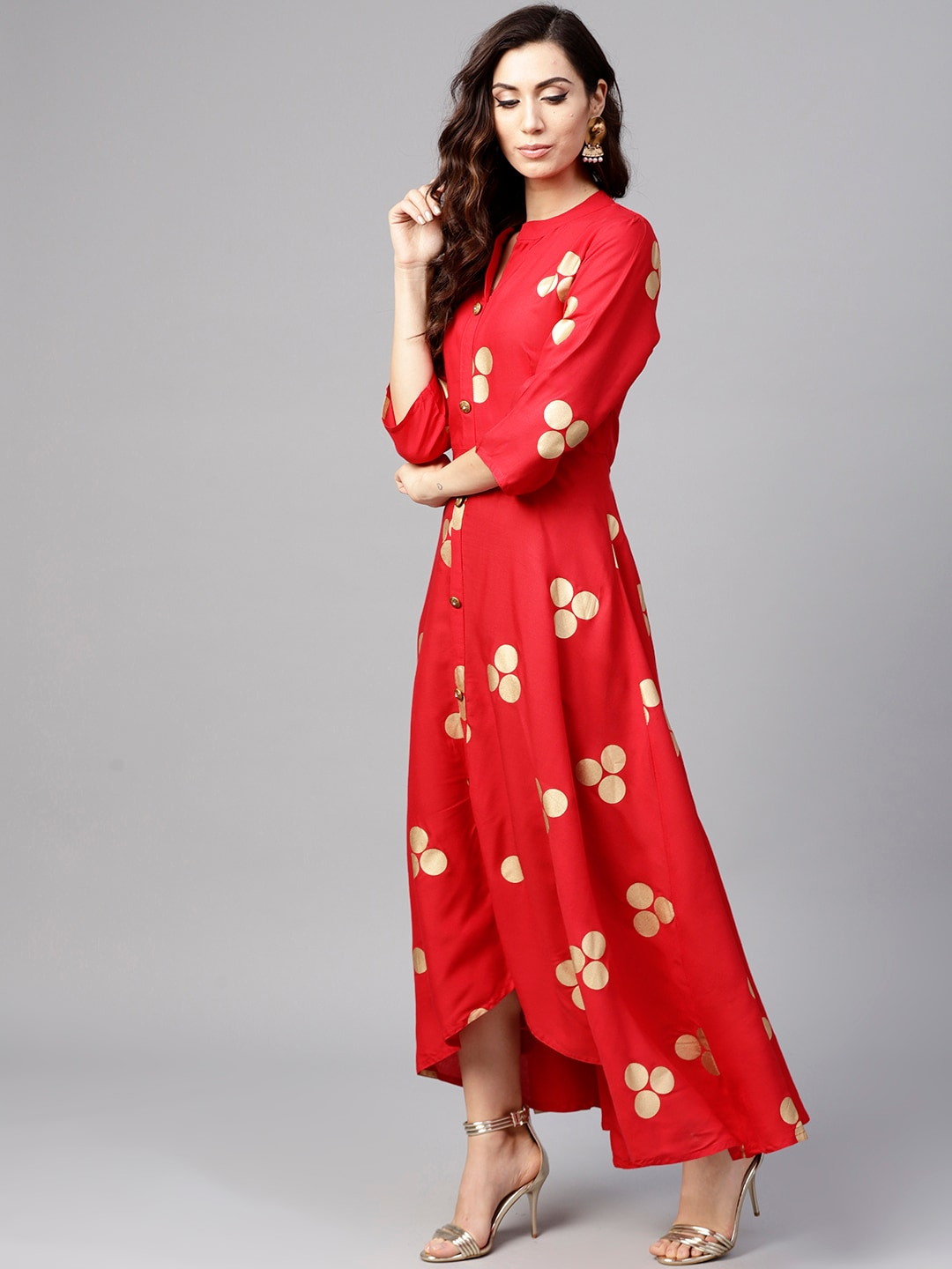 ca8d838800a4bf Red Dress - Buy Trendy Red Colour Dresses Online in India