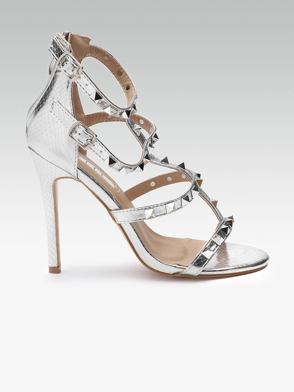 9d06242ba20 Silver Heels - Buy Silver Heels Online in India