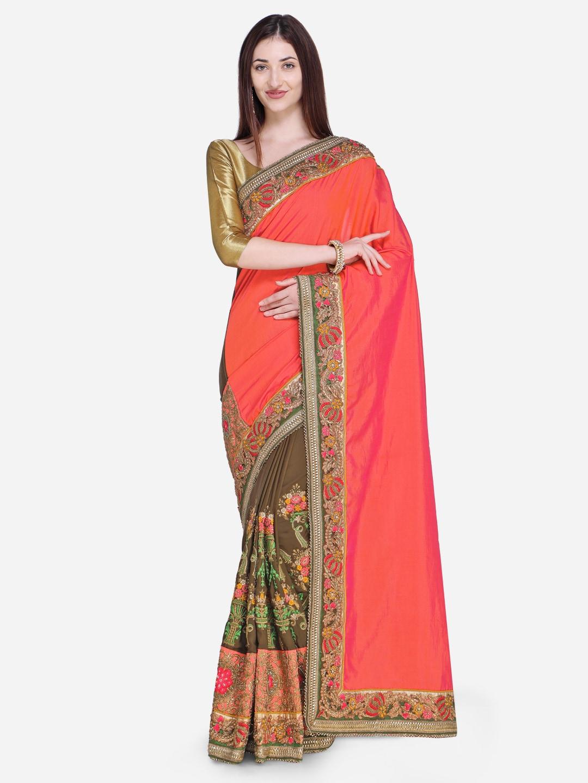 d5ba4f7746fab Satin Silk Sarees - Buy Satin Silk Sarees online in India