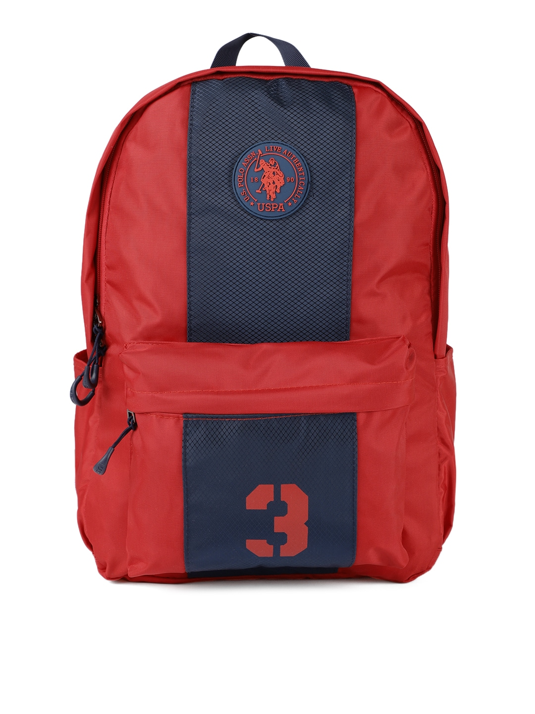 5cfb1ad0e7 US Polo Assn Backpacks - Buy US Polo Assn Backpacks Online in India